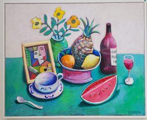 Frukt och vin