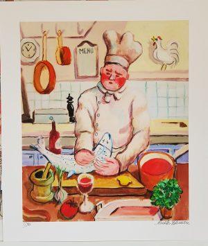 Köksmästaren