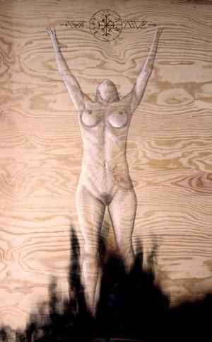 Kraftkvinna Eld