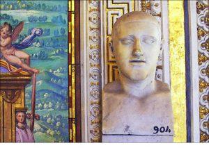 Vatikanmuseerna, Rom