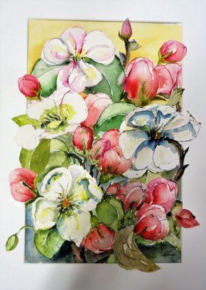 Blomsterfröjd