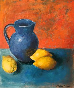 Kanna och citroner