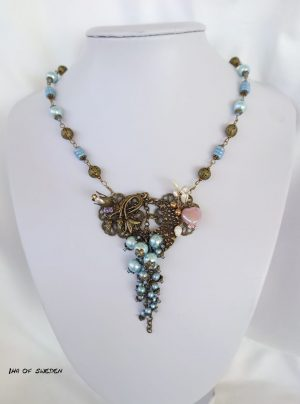 Halsband, brons